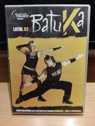 Batuka Operación Triunfo OT DVD Fitness