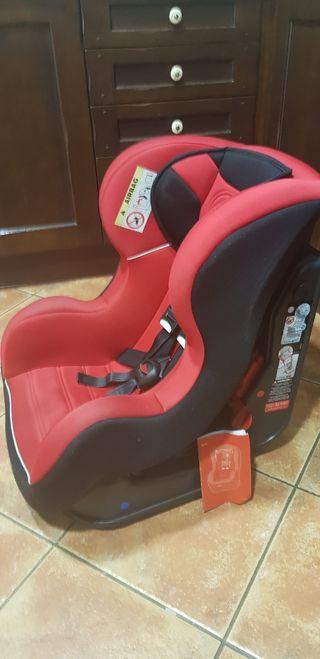 silla de automóvil para niños