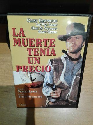 Clint Eastwood DVD Western