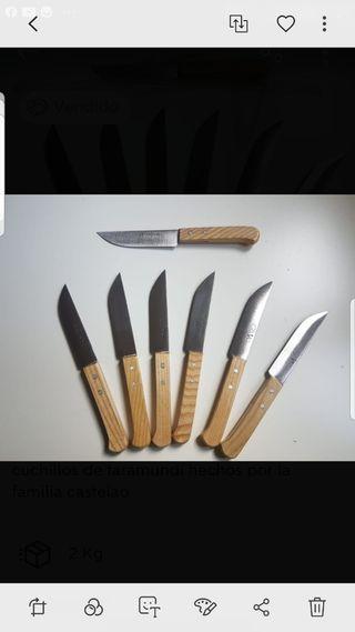 cuchillos de Taramundi