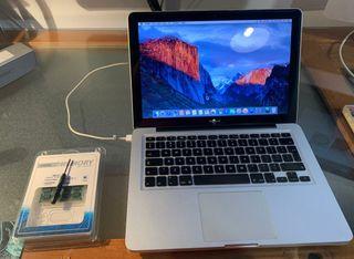 Portátil MacBook 2008. 2.4GHz. 6GB RAM