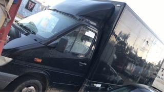 Camion furgon para 4 caballos