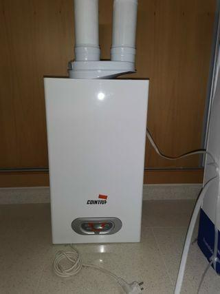 Termo calentador de gas natural Cointra 14 litros