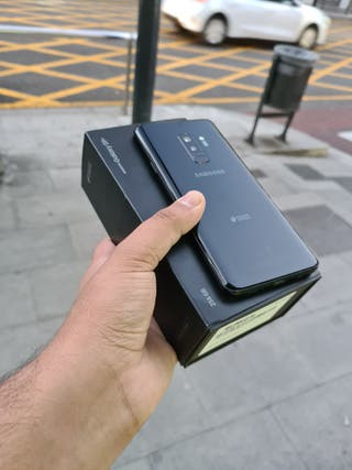 SAMSUNG S9PLUS 256GB NEGRO