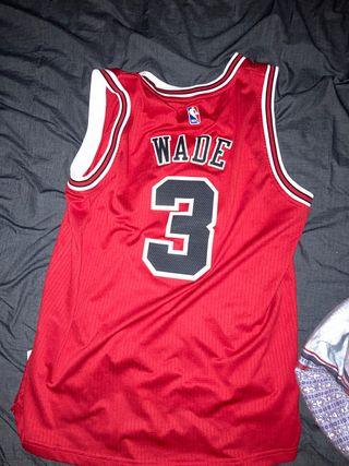 Tirantes Chicago Bulls (Wade) Original Talla L