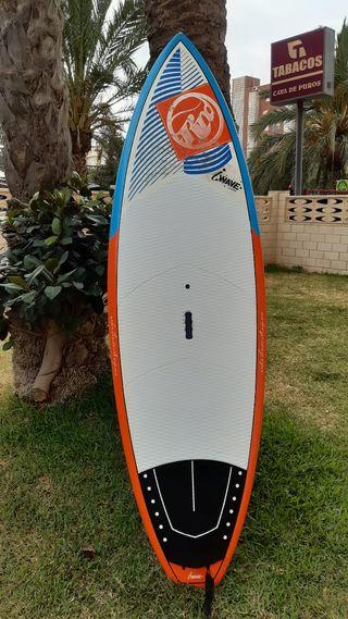 tabla paddle surf olas
