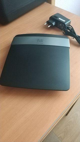Router 2,4ghz / 5ghz Cisco Linksys e2500