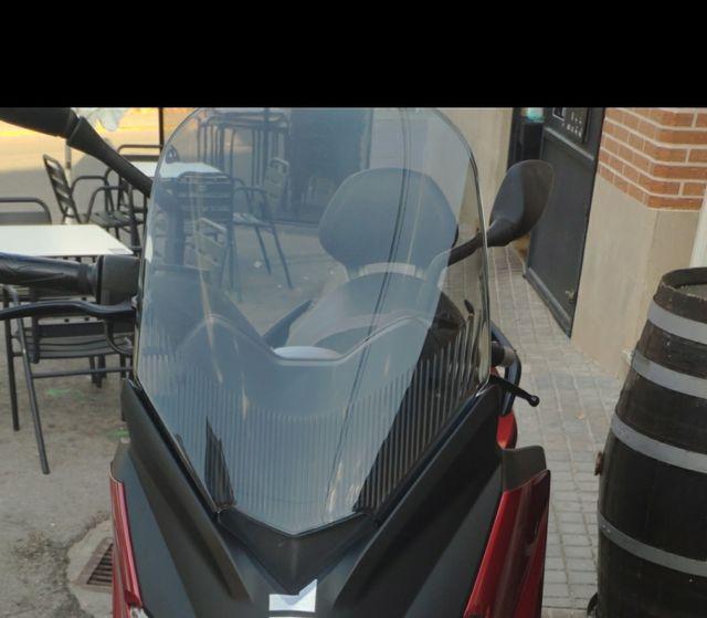 cúpula Yamaha xmax