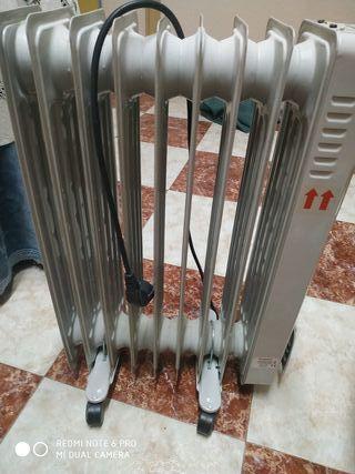 radiador 2mano 9 elementos