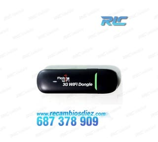 RECEPTOR WIFI MODEM 3G XTRONS HSPA TARJETAS SIM