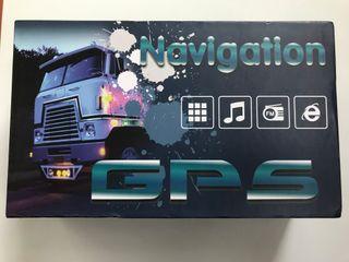 GPS iGo Truck Europa 2020 9 pulgadas
