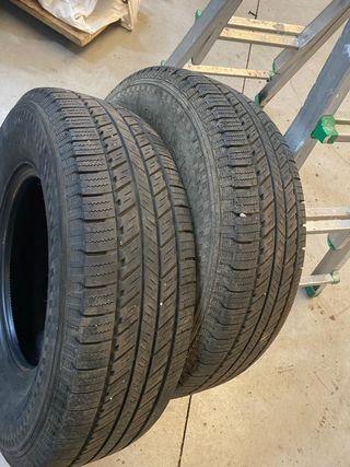 Neumáticos invierno 235/75 R15