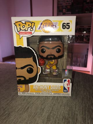 FUNKO POP - ANTHONY DAVIS #65 - NBA