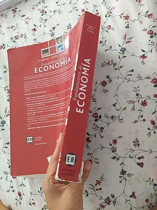 Libro Fundamentos de la economía