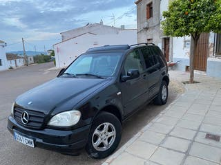 Mercedes-Benz Ml 2000