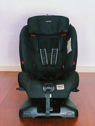 Silla coche bebe Axkid Kidzone