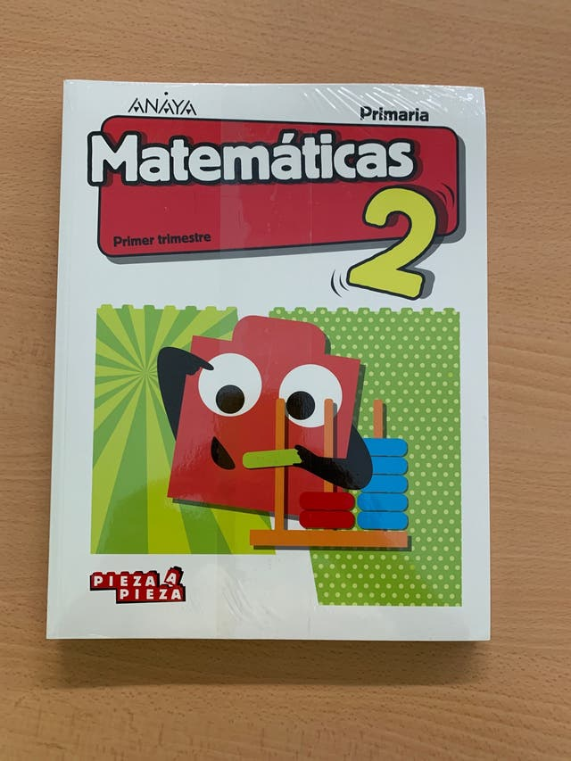 Matemáticas 2. Anaya