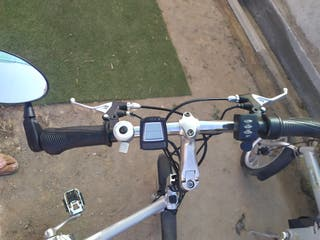 DOS bici mx-onda en perfecto estado