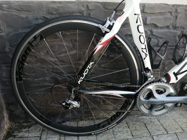 Bicicleta Kuota Kebel