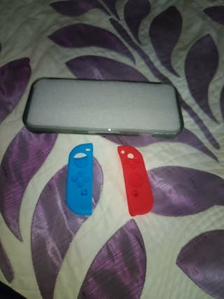 funda de silicona para Nintendo switch