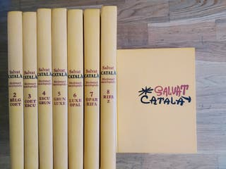 Diccionari enciclopèdic Salvat català