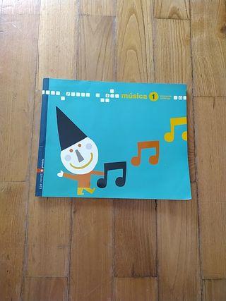 Libro de música 1 primaria