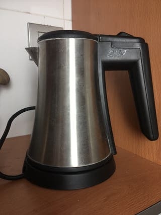 Jarra calentadora de agua 1 litro, electrica