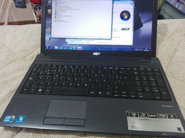 Ordenador Portatil. Acer Travelmate. i3 4GB