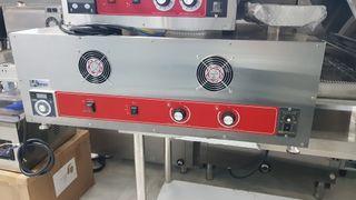 horno de cinta electrico pizza