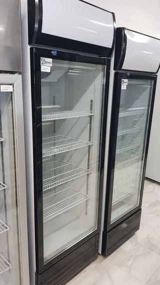 nevera 1 puerta de cristal