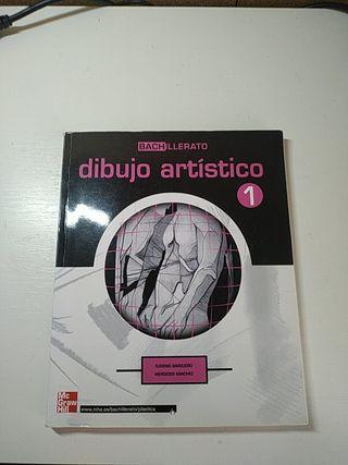 Libro DIBUJO ARTÍSTICO 1 BACHILLERATO