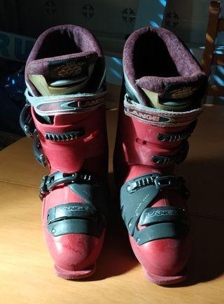 botas esqui/ski Lange