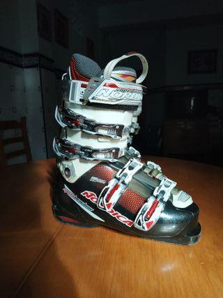 botas esqui / ski Nordica