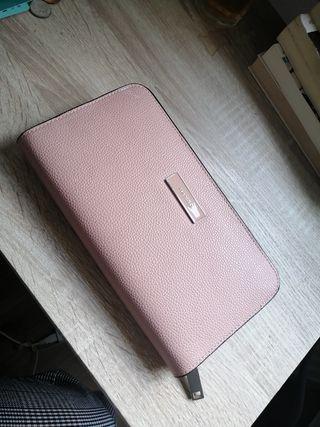 Mango Pink Wallet