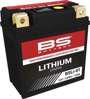 Batería de litio BS BATTERY BSLI-01 LFP