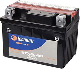 Batería Tecnium BTX4L-BS
