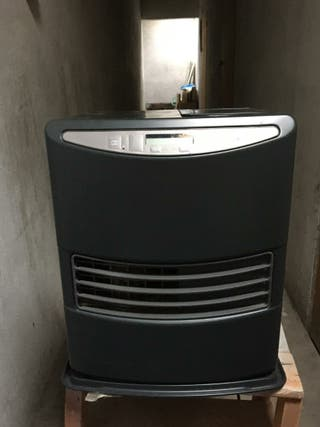 Estufa de parafina eléctrica