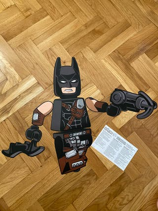 Vinilo decorativo Lego Batman
