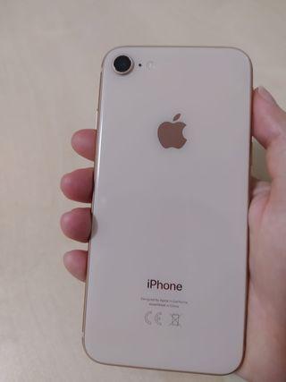 IPHONE 8 ROSA 64 GB ¡CHOLLAZO!