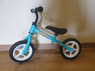 bicicleta sin pedales feber