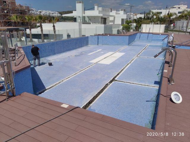 piscina , unitados ,depuradoras ect .