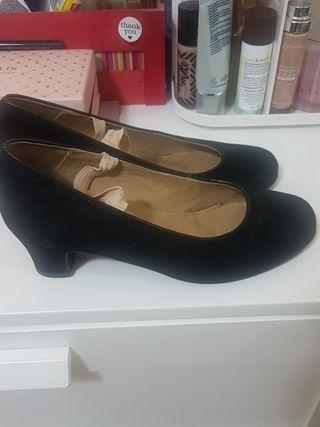 Zapatos Flamenco Yebra