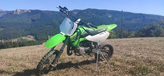 Kawasaki 65cc