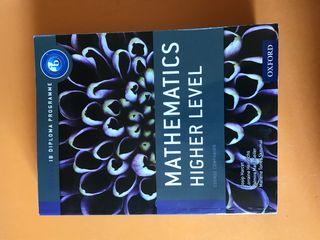 Libro matemáticas BACHILLERATO INTERNACIONAL