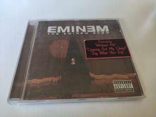 CD Eminem.