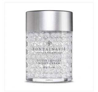 Silver impulse night cream in hyaluronic acid