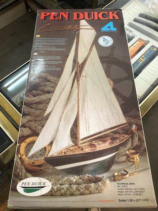 Barco Velero regata clasica