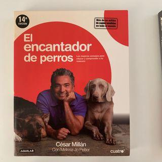 """Libro """"El encantador de perros"""""""
