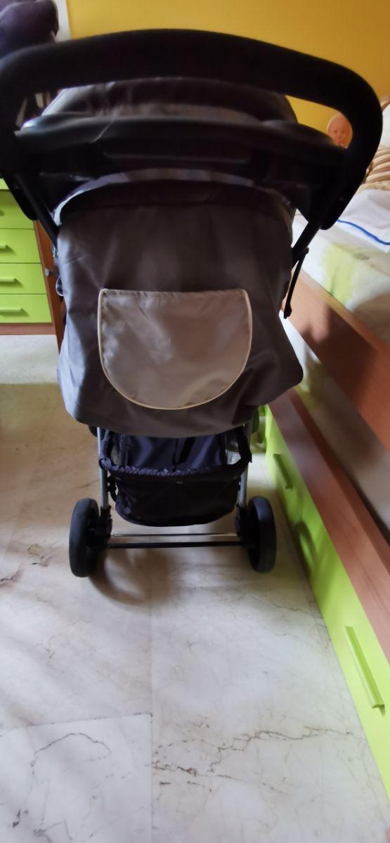 carro Hauck capazo +silla