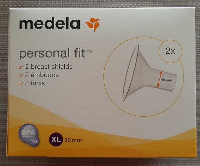 Sacaleches MEDELA + Embudo XL + Protector pezones